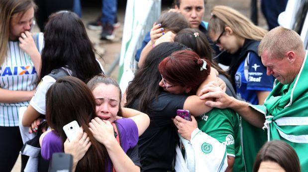 Chapecoense: Brasil decreta 3 días de luto oficial por tragedia