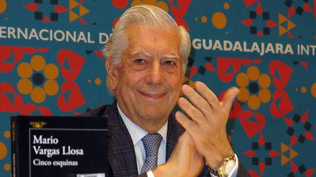 """Mario Vargas Llosa: """"La pornografía es un erotismo mal escrito"""""""