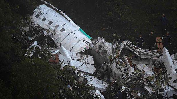 Chapecoense: los tres jugadores que sobrevivieron a la tragedia. (Foto: Agencias)