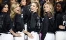 Victoria's Secret: las mujeres más bellas del mundo en París