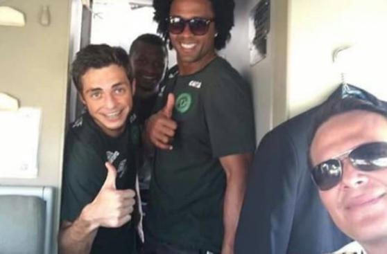 Chapecoense: Las últimas imágenes del equipo [VIDEOS Y FOTOS]
