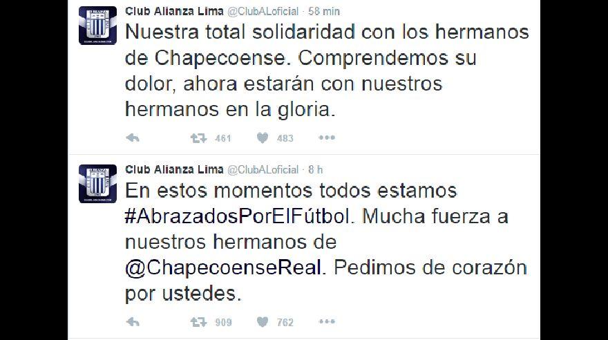 Chapecoense comparte emotivo video y quiere que así sean recordados sus jugadores