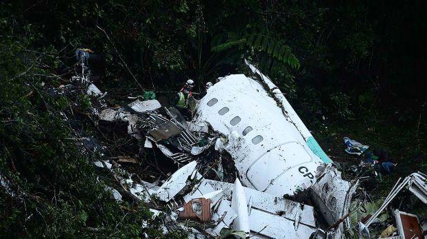 Chapecoense: Reino Unido envía equipo para investigar tragedia