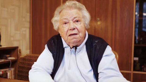 Sobreviviente del Holocausto pide no votar por Norbert Hofer