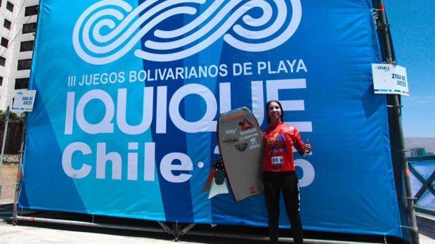 Juegos Bolivarianos de Playa 2016: Perú acumula once medallas