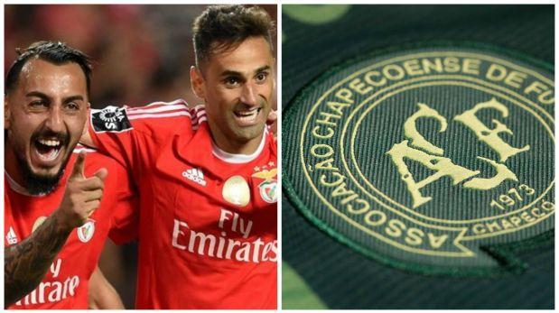 Chapecoense: Benfica ofreció este apoyo tras tragedia aérea