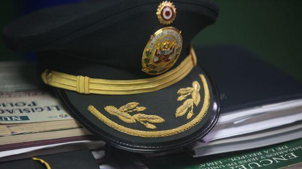 PNP: más de 200 coroneles postularán por 10 plazas a generales