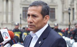 Humala firmó libro de condolencias por muerte de Fidel Castro
