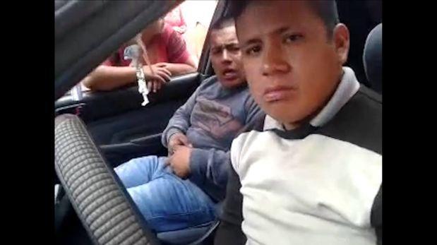 Áncash: policías ebrios atropellan a dos mujeres en Chimbote
