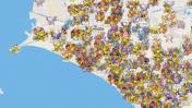 Pokémon Go: la ubicación de los pokémones ha cambiado en juego