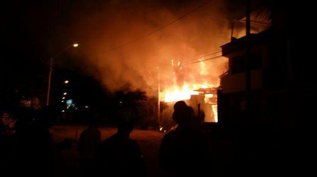 Turquía: Al menos 12 muertos en incendio de residencia escolar