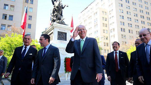 PPK negó vínculo con negocios de Piñera en pesquera Exalmar
