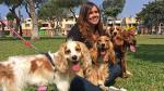Chalaca eligió actuar en lugar de mirar y sentir pena - Noticias de perro maltratado