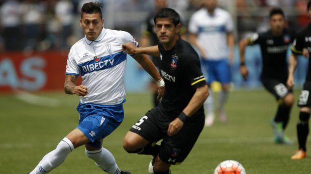 Colo Colo derrotó 2-0 a Universidad Católica por la Copa Chile