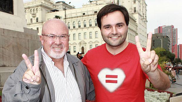 Unión civil: Bruce y De Belaunde plantean hoy nuevo proyecto