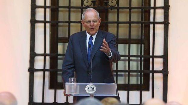 PPK: ANUNCIO DISOLUCIÓN DEMOCRÁTICA DEL CONGRESO DE LA REPÚBLICA