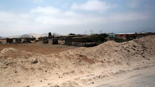 Invasión en Punta Hermosa: la ilegalidad desde adentro [FOTOS]