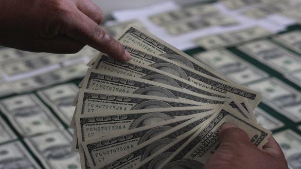 Policía decomisó otros US$ 10 millones falsos a banda criminal