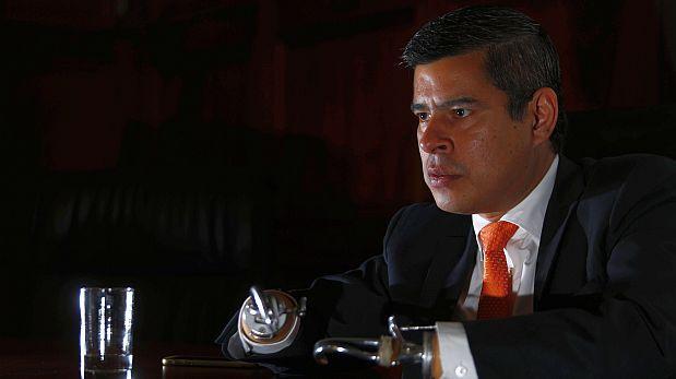Luis Galarreta defiende nombramiento de procurador del Congreso