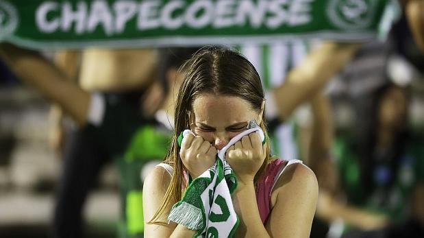 """Chapecoense: """"Las luces se apagaron y no recuerdo más"""""""