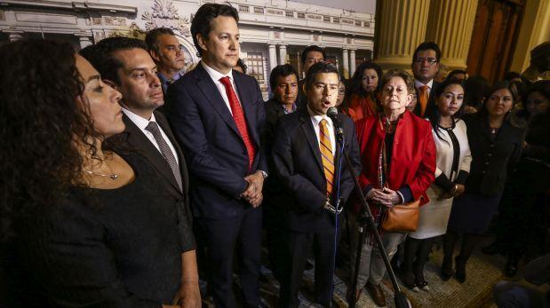 Fuerza Popular critica a PPK por cuestionar a Congreso en Chile