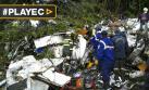 Chapecoense: Hallaron las cajas negras del avión estrellado