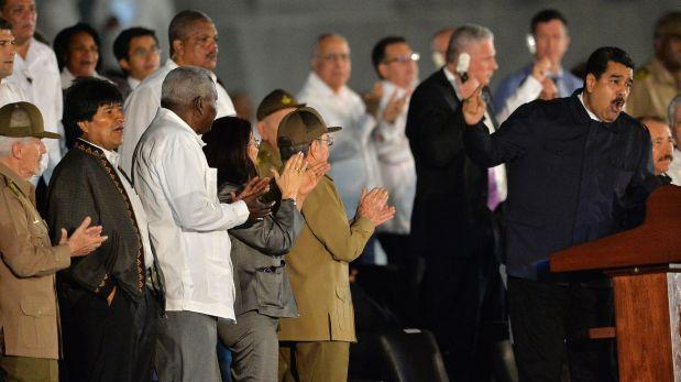 Cuba: Líderes mundiales se despidieron de Fidel Castro [VIDEO]