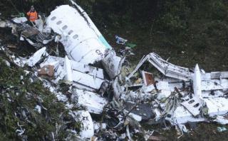 ¿Avión en que viajaba Chapecoense se quedó sin combustible?