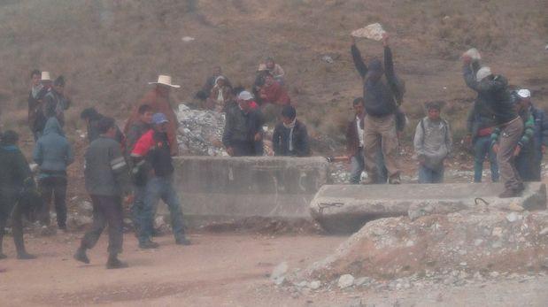 Cajamarca: denuncian invasión de terrenos de minera Yanacocha