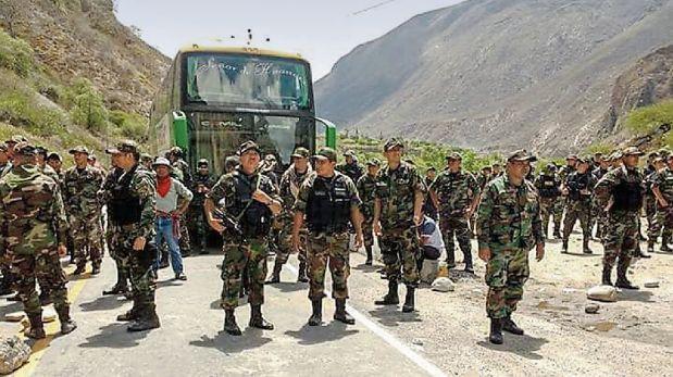 Gobierno dialogará hoy con población que acata paro en Apurímac