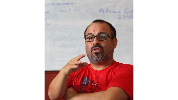 Gigio Aranda lidera el equipo de guionistas de