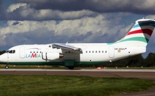 Chapecoense: Así era el avión Avro RJ85 que se estrelló