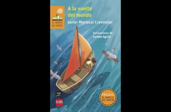 Javier Mariscal ganó premio de literatura Barco de Vapor 2016