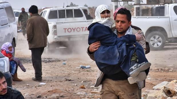 """ONU: """"Alepo es la cima del catálogo de los horrores en Siria"""""""