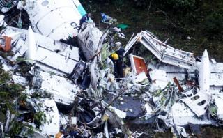 """Chapecoense: """"Piloto hizo lo imposible para salvar el vuelo"""""""