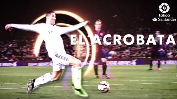 Facebook: Messi y Cristiano, el mago y el acróbata del clásico