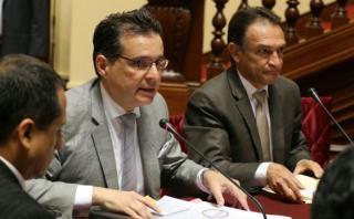 "Omar Chehade: ""Nadine Heredia tomó por asalto el poder"""
