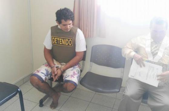 Cayó en Tumbes Carlos Feijoo, agresor de Milagros Rumiche