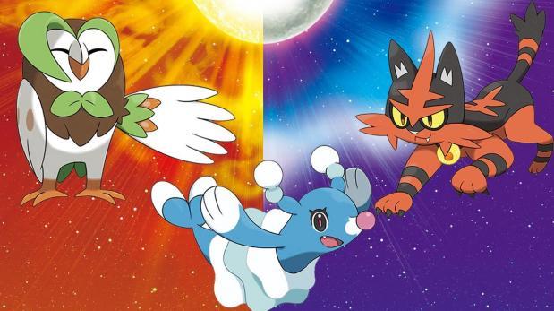 Pokémon Sol y Luna marcó récords de ventas en América