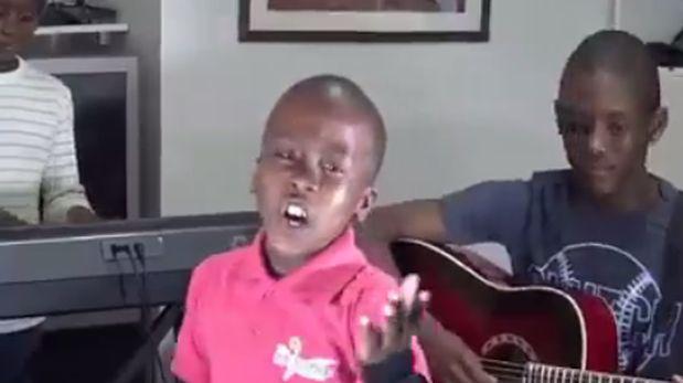 Imitación de Michael Jackson se volvió viral en redes [VIDEO]
