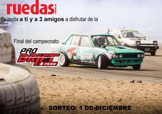 Lucho Mendoza es una de las figuras de la categoría Pro Series. (Fotos: Difusión)