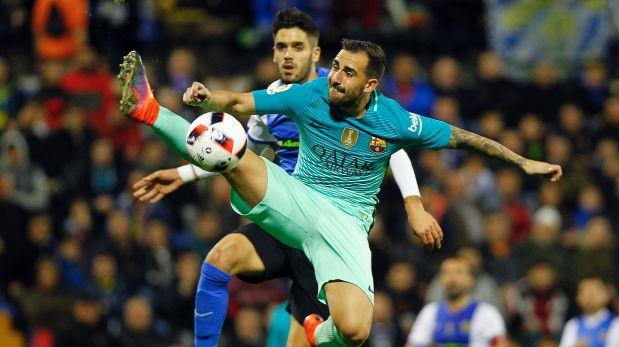 Copa del Rey: Barcelona empató 1-1 con Hércules