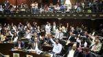 Chavismo y oposición se unen por primera vez en Parlamento - Noticias de miembros de mesa