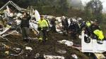 Chapecoense: Lo que se sabe del accidente aéreo en Colombia - Noticias de lionel scaloni