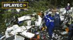 Chapecoense: Hallaron las cajas negras del avión estrellado - Noticias de jorge bocanegra