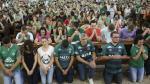 La multitudinaria misa en memoria a las víctimas de Chapecoense - Noticias de accidente en chincha