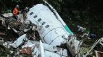 Chapecoense: piloto pidió ayuda y alertó falta de combustible - Noticias de fútbol peruano