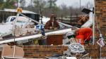 EE.UU.: La devastación que dejó un tornado en Alabama - Noticias de ralph lauren collection