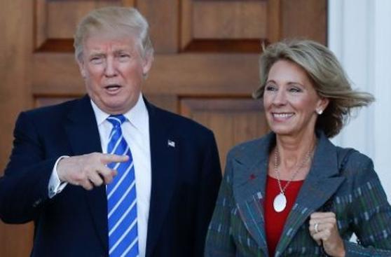 Trump: ¿Quiénes son los primeros miembros de su gabinete?