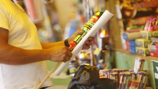 Surco: multarán a quienes usen pirotécnicos en fiestas